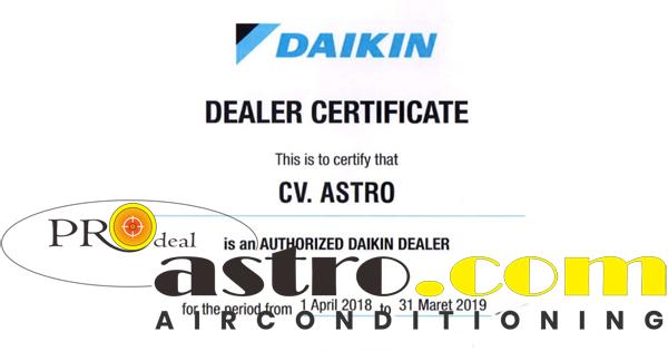 Dealer Resmi Daikin Indonesia